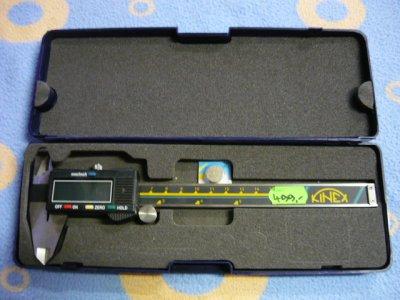 Šuplera - posuvné měřítko kinex digitální.....nové